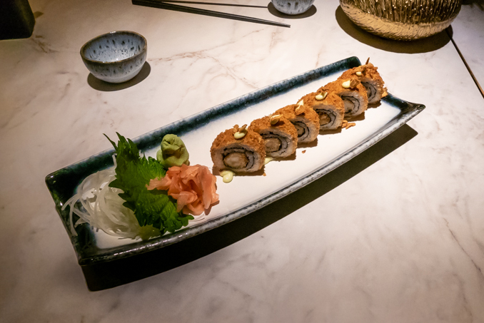 Soorten sushi